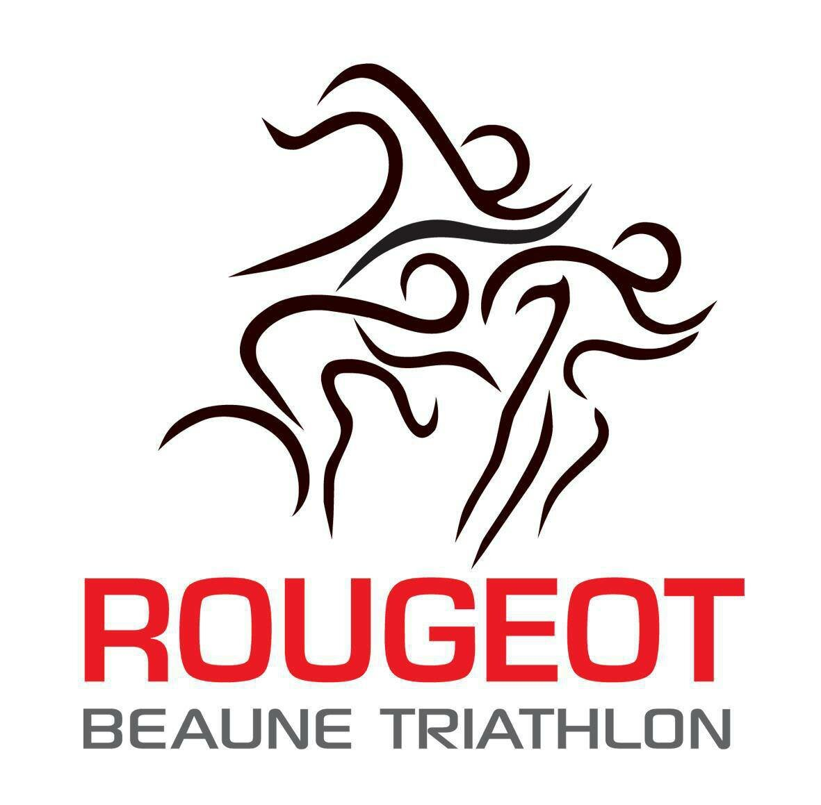 Logo Rougeot Beaune Triathlon